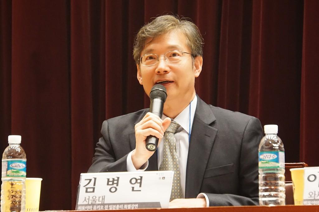 김병연 교수 (경제학부)