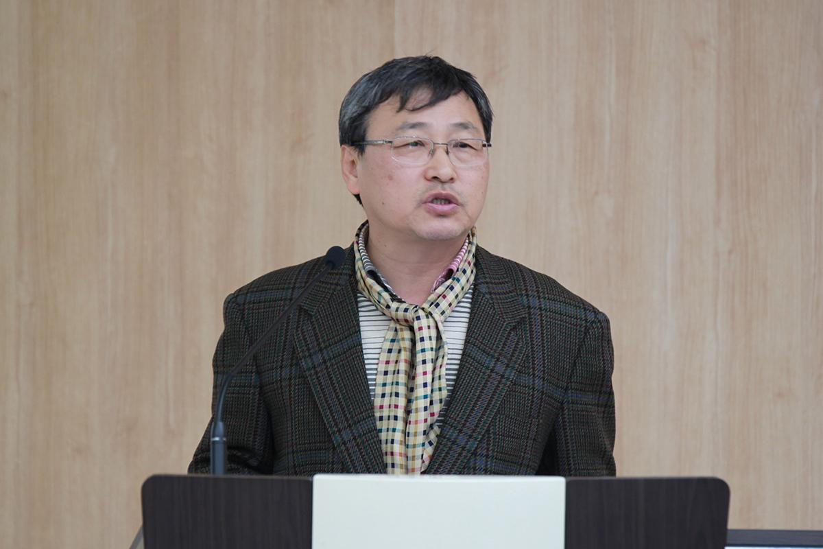 정근식 교수(동북아시아센터장, 사회학과)