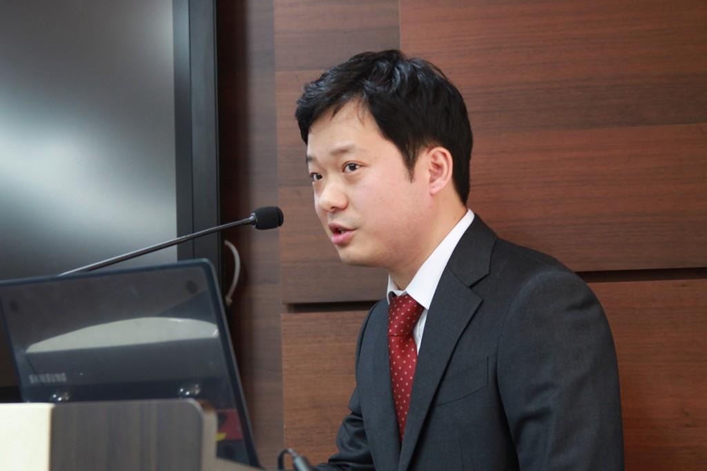 김경태 박사(한국학중앙연구원 장서각)