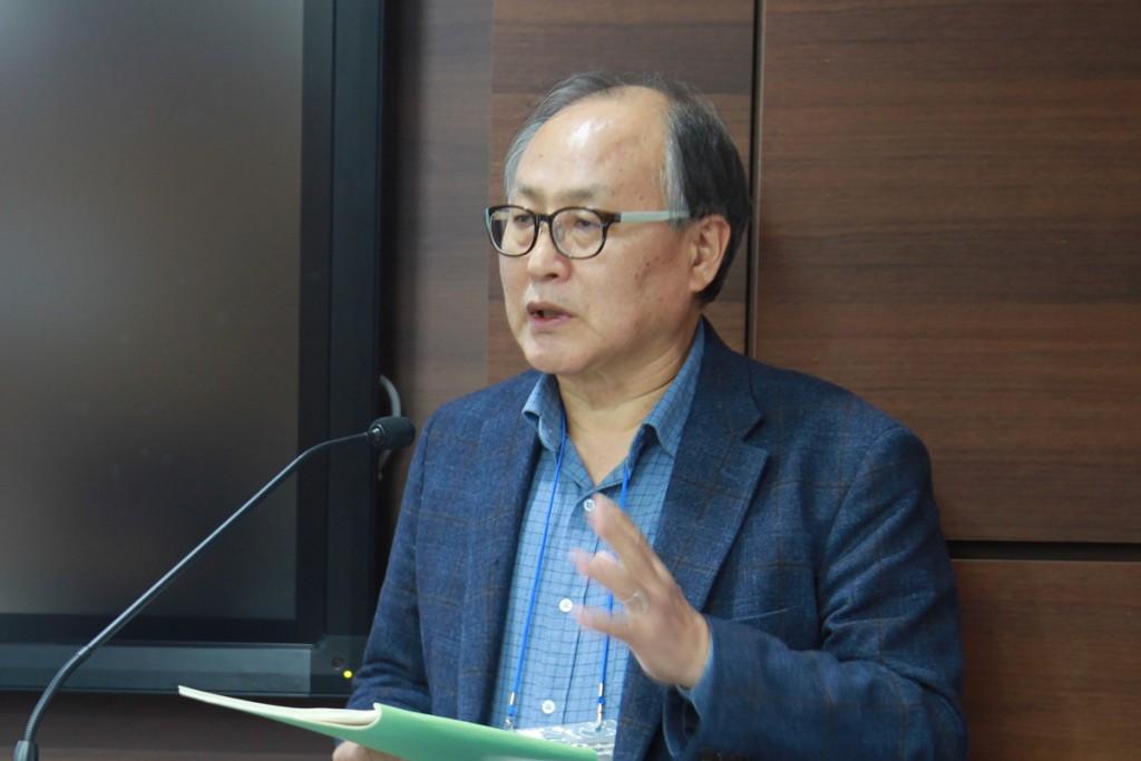강명구 교수(아시아연구소장, 언론정보학과)