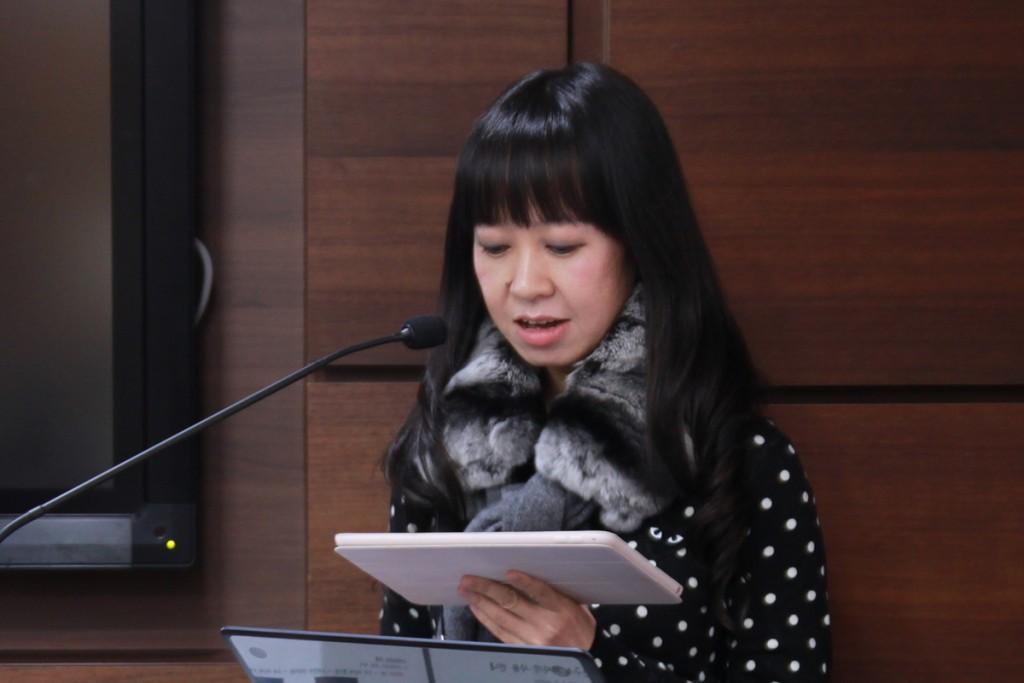 저우 쳰 교수(Zhou Qian, 홋카이도대학)