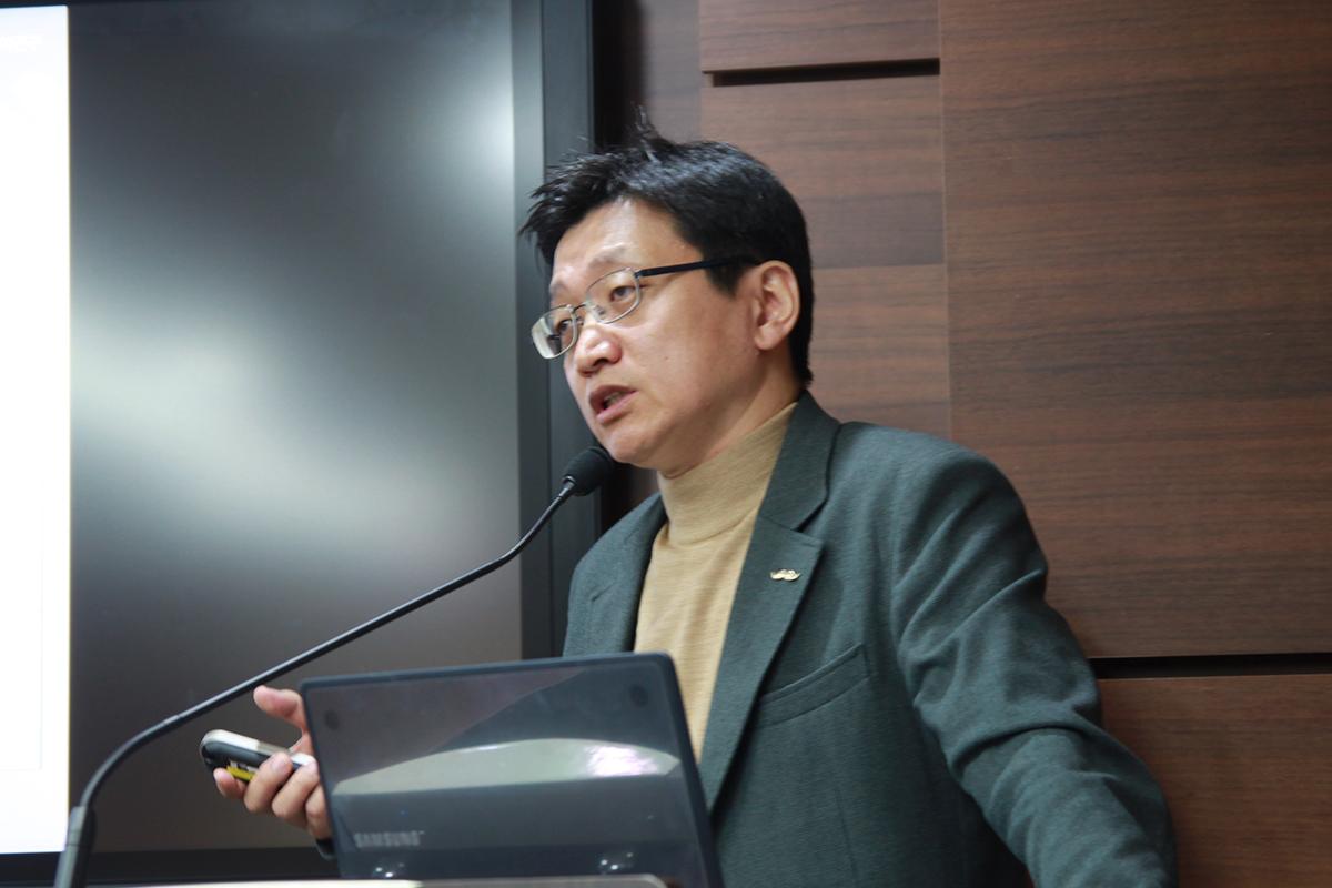 김승룡 교수(부산대학교 한문학과)