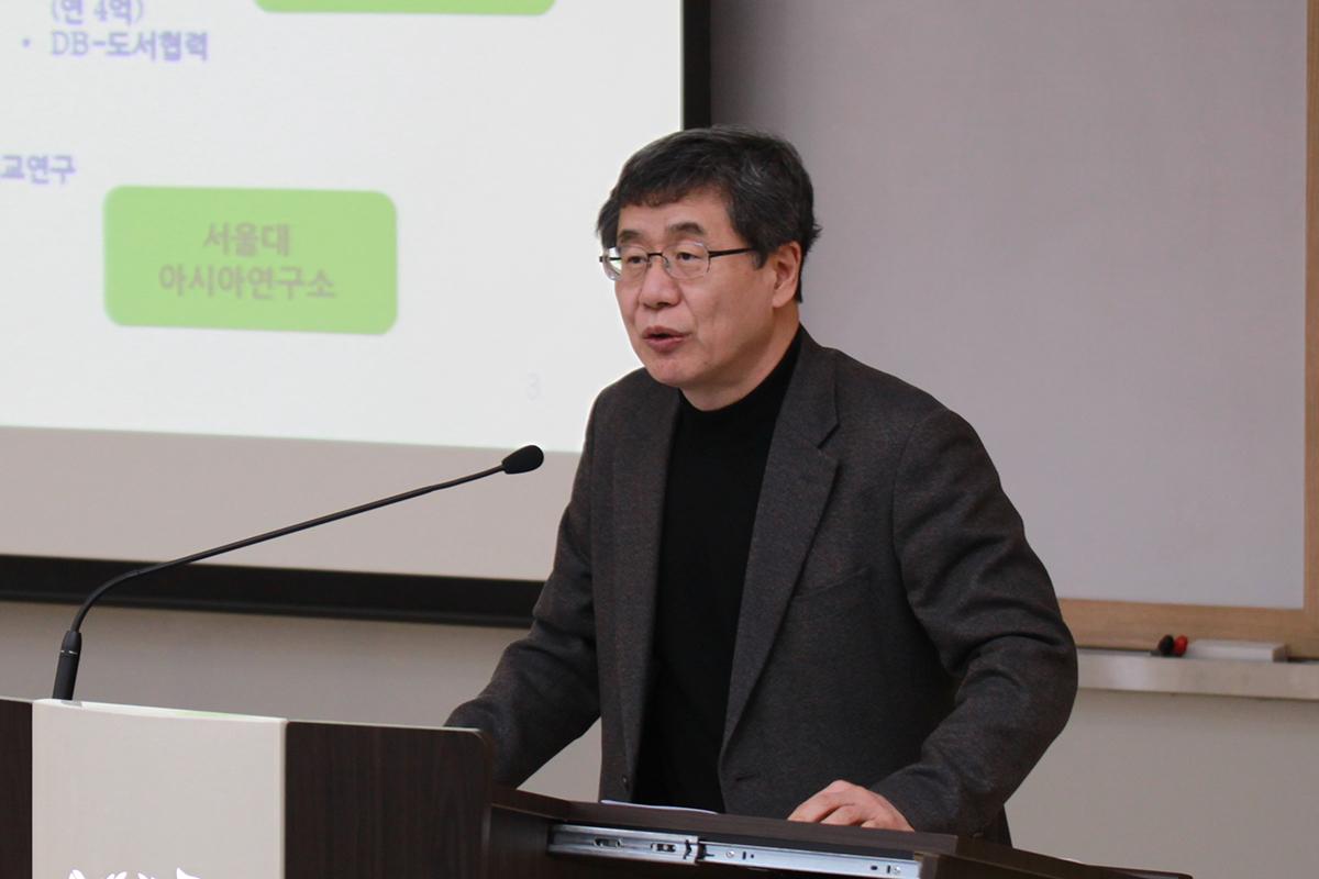 이재열 교수(한국사회과학자료원장, 사회학과)